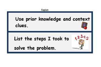 Math Center Mini Lesson Strategies (E)