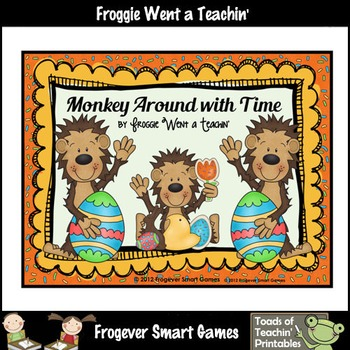Easter--Monkey Around with Time (5 minute intervals)