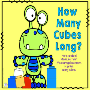 Math Center: Monster Non-Standard Measuring