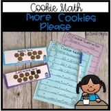 Math Center: More Cookies Please (Adding and Subtracting 10)