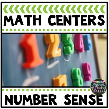Math Center Number Sense