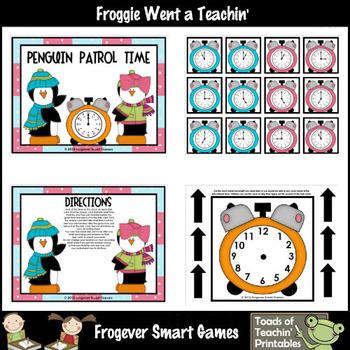 Time--Penguin Patrol Time