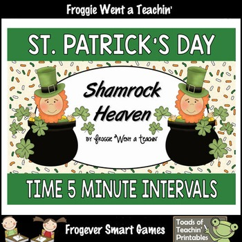 St.Patrick's Day--Shamrock Heaven (time-5 minute intervals)
