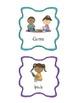 Math Center Signs/ Labels