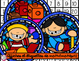 Math Labels in FRENCH