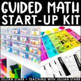Math Center Start-Up Kit for Guided Math Workshop