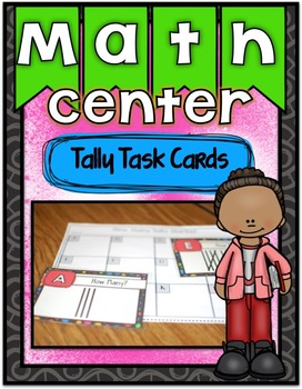 Math Center ~ Tally Marks