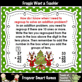Addition Two Digit--Tangles (Without Regrouping/With Regrouping)