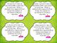 Math Center Task Cards Arrays and Craftivity 3OA.A1 Common