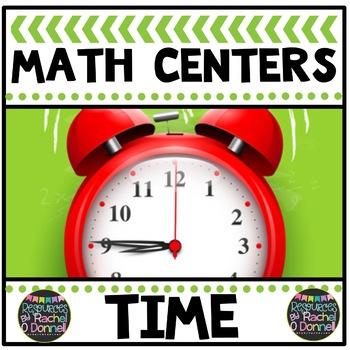 Math Center Time