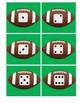 Math Center - Touchdown Football!  K-2