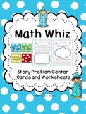 Word Problems Center for Problem-Solving Practice
