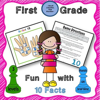 10 Facts Game Differentiated