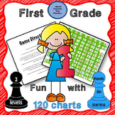 120 Chart Game Differentiated