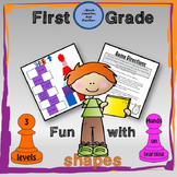 Shapes Game Differentiated