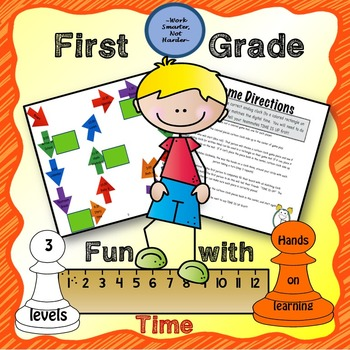 Time Game Differentiated