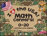 Math Center and Flash Cards for  Kindergarten - First Grade for all Genders