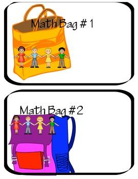 Math Center management