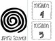 Math Center or Workshop Labels