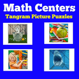 Printable Tangram Puzzles