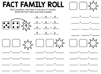 Math Centers {1st Grade} 28 Centers, Labels, and Visual Directions