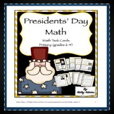 Presidents' Day Math