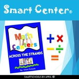 SMART Math Centers!  A Book filled with lots of Math Centers!