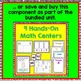 Addition Mats 1-10 Math Center