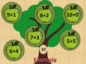 Math Centers (Apples Themed)