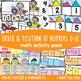 Math Centers Big Bundle {Math Activity Packs 1-9}