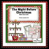 Math Center: Christmas ~ Twas the Night Before Christmas