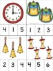 Counting 1 to 6   Math Center Activities