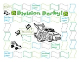 Math Centers: Division Derby Math Stations Game