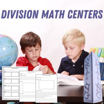 Math Centers Division - Math CCSS