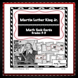 Martin Luther King Black History Math