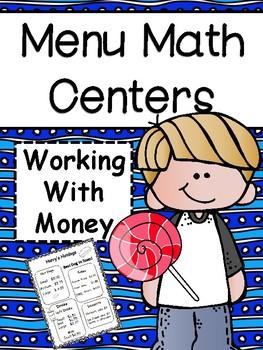 Math Centers: Grade 3-5