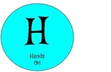 "Math Centers ""H"" Rotation Board"