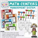 Math Centers Management System EDITABLE