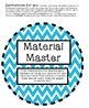 Math Centers / Math  Workshop Rotation  Board & Job Necklace