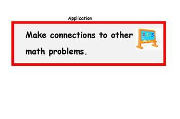 Math Centers Mini-Lessons Strategies (A)