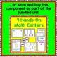 Number Play-Doh Mats 1-10 Math Center