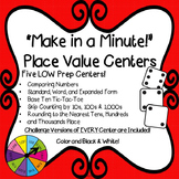 Math Centers: Place Value