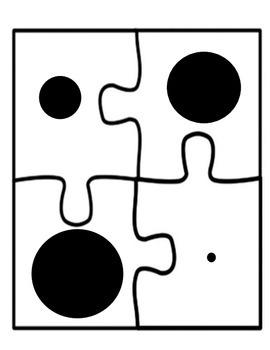 Math Centers: Shapes Puzzles