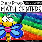 Math Centers {Skip Counting}