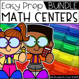 Math Centers {The Bundle}