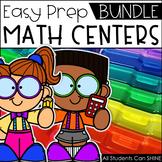 Math Centers {The Bundle}