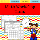 Math Workshop- Time to the 5 minutes