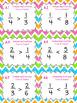 Math Centers True or False? Prove It! Bundle Pk Fractions, Time & Multiplication