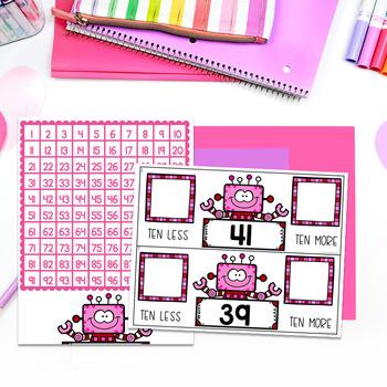 Math Centers- Year Long Bundle