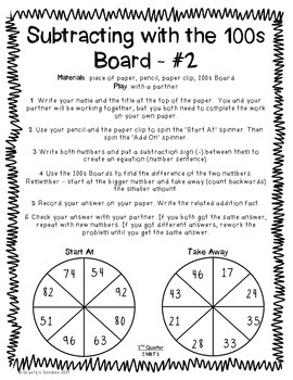 Math Centers for 2nd Grade (2nd Quarter - Common Core)